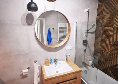 Meble łazienkowe 55